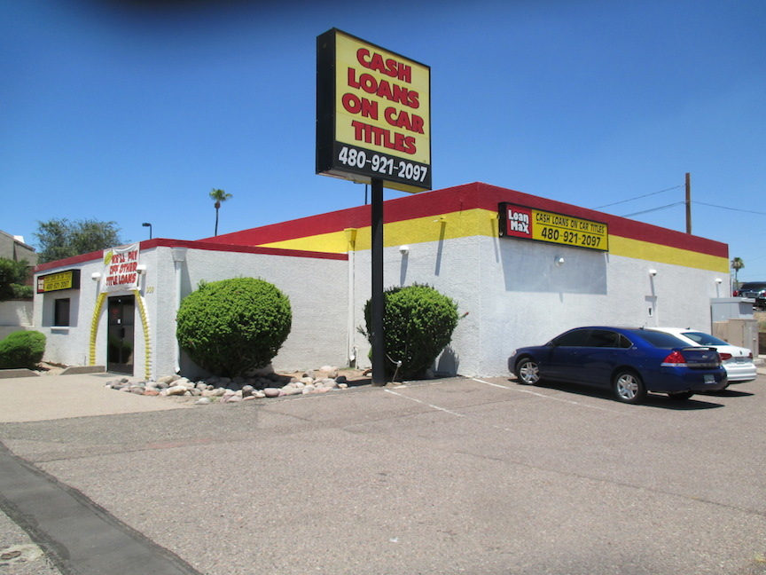 Tempe loan stores
