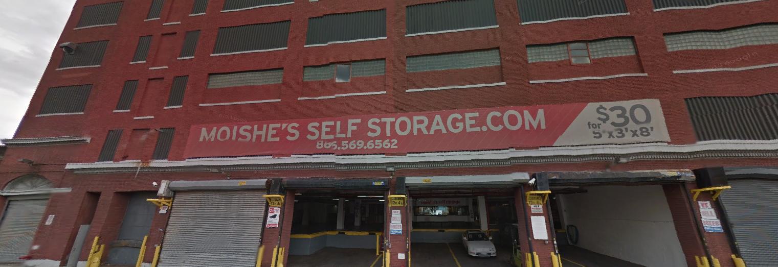Moishe's Self Storage image 0