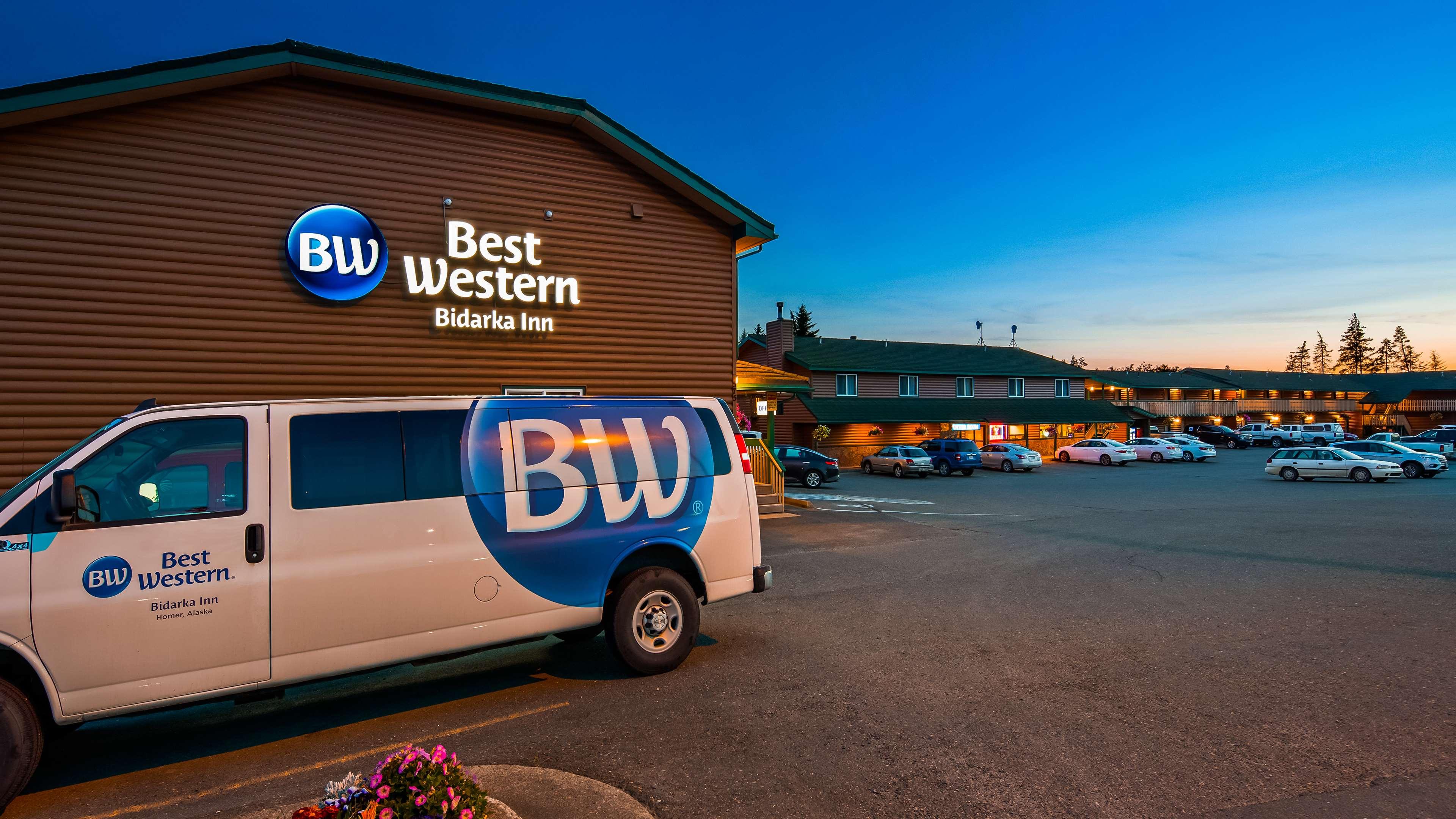 Best Western Bidarka Inn image 10