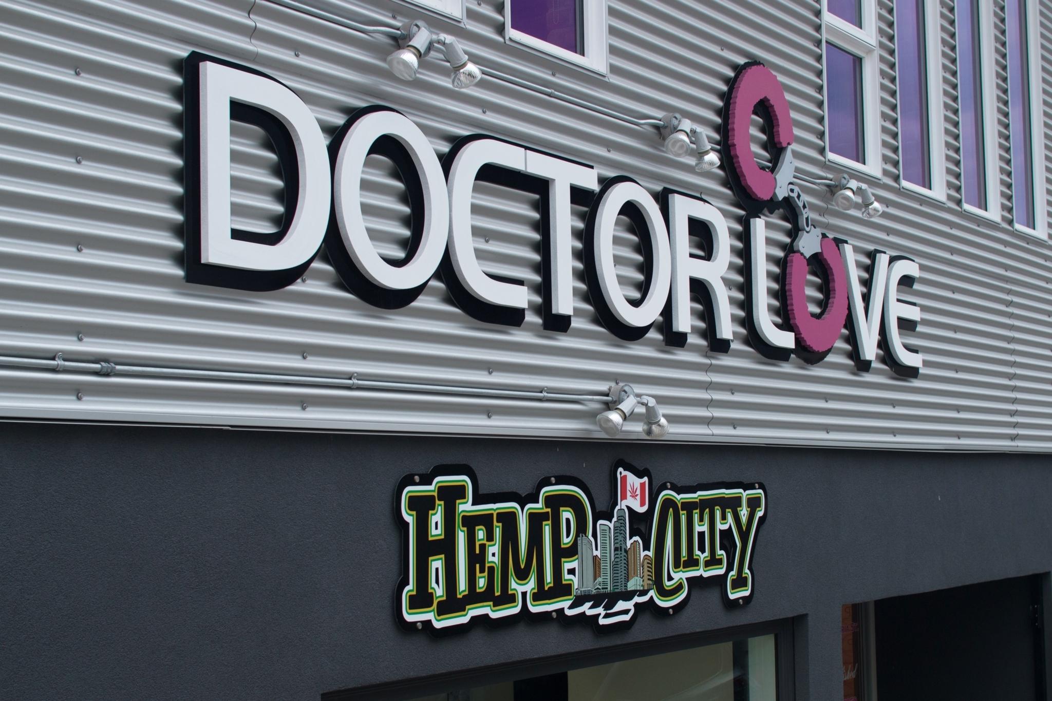 Doctor Love & Hemp City