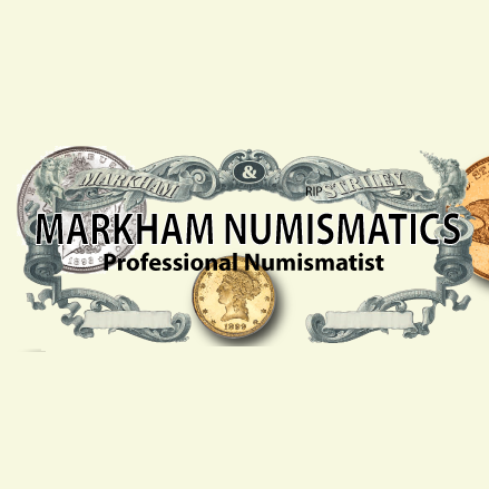 Markham Numismatics At 5225 Canyon Crest Dr Riverside Ca
