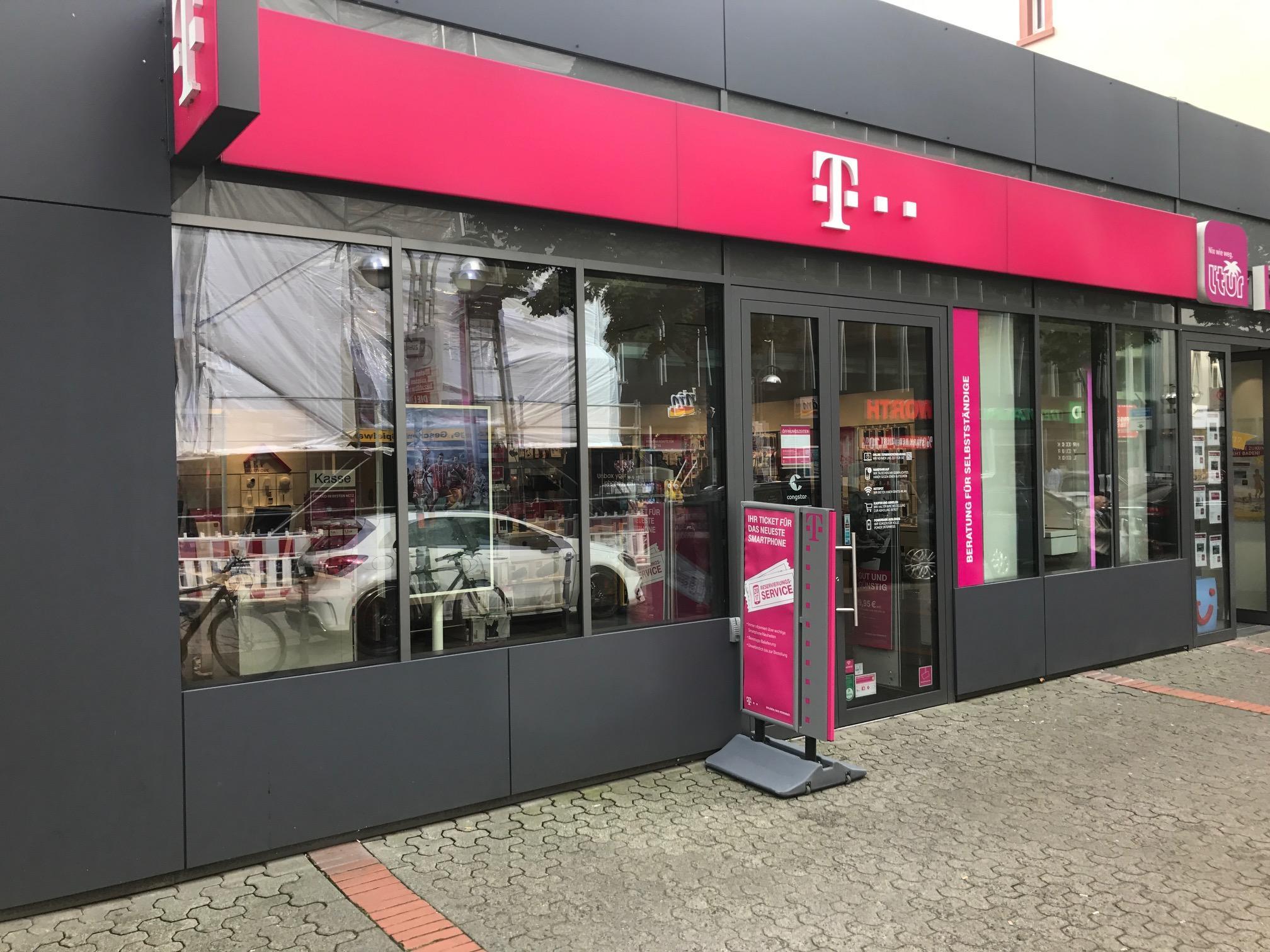 Telekom Shop - Geschlossen, Berger Str. 162 in Frankfurt