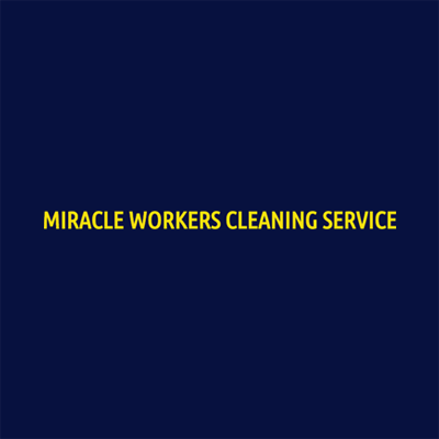 Miracle Workers Cleaning Service