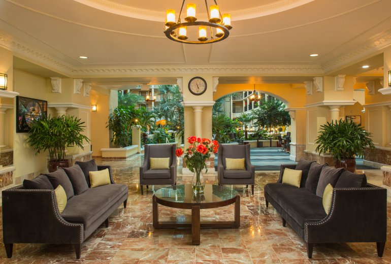 Four Points By Sheraton Suites Tampa Airport Westshore At