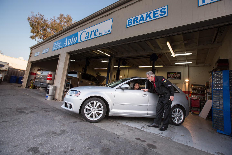 Susi auto repair monterey ca business directory for Honda auto service