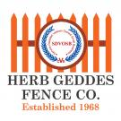 Herb Geddes Fence Company, Inc.