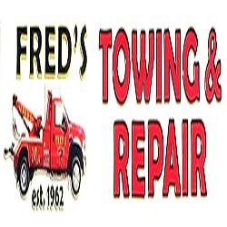 Fred's Towing Inc image 0