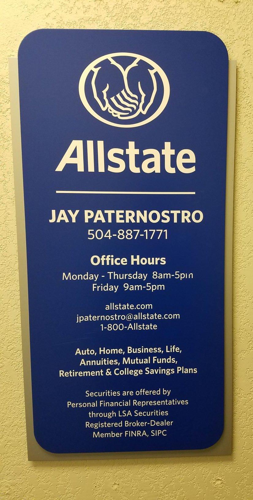 Jay Paternostro: Allstate Insurance image 4