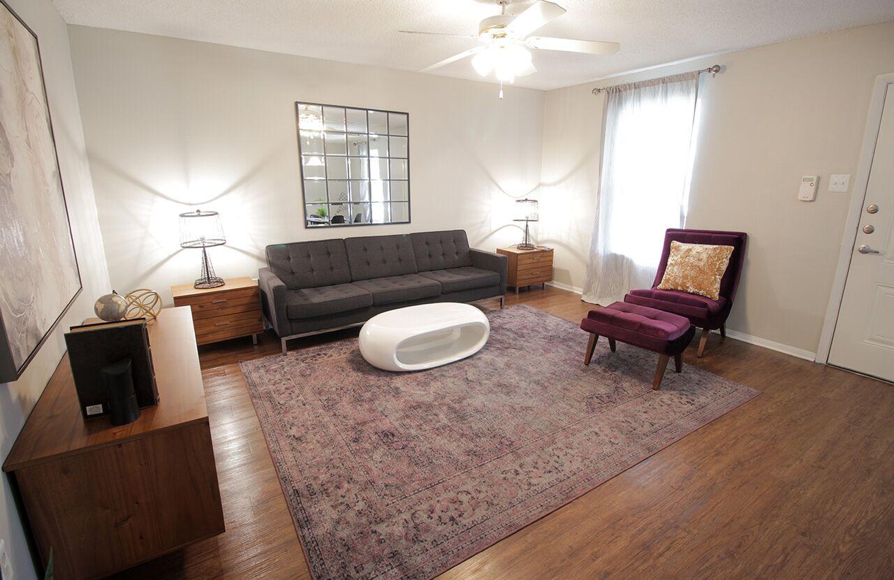 The Hub at Baton Rouge Apartment Homes image 38