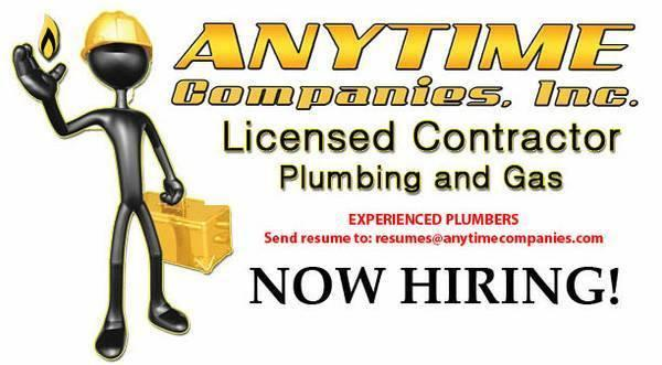 Anytime Plumbing and Gas Services, Inc. image 13