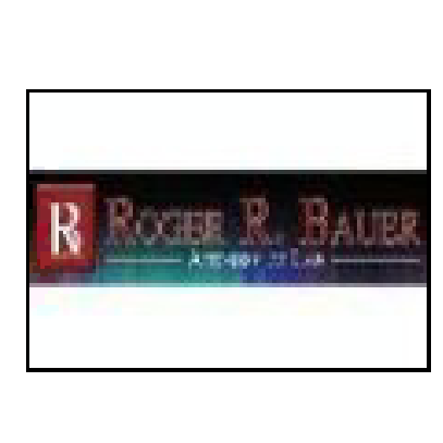 Roger R. Bauer, Attorney At Law