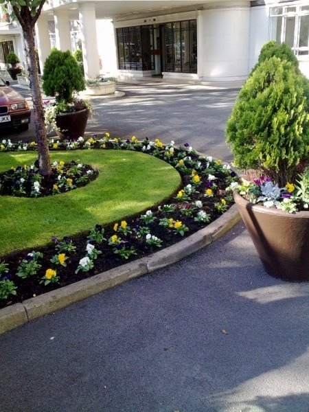 evergreen landscapes building services ltd landscape
