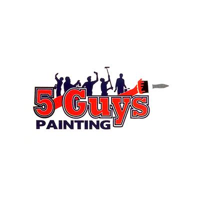 5 Guys Painting