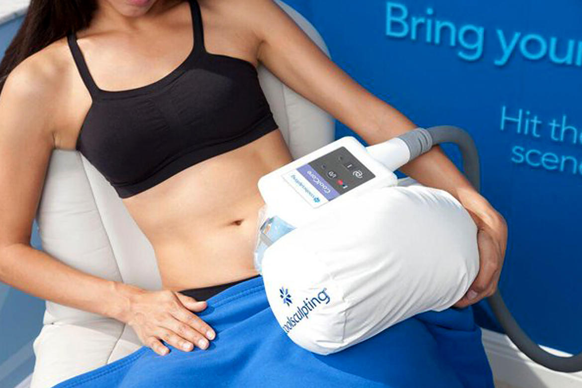 Coolsculpting - The Rock image 3