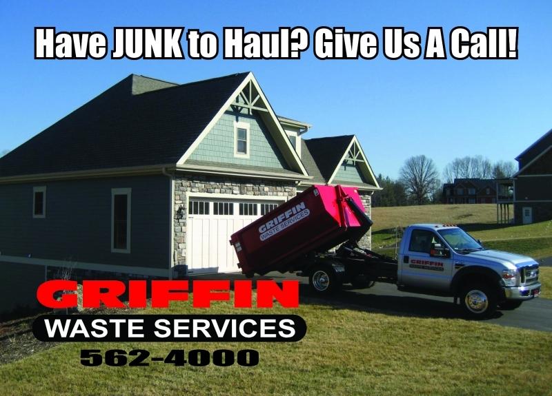 Nashville Dumpster Rentals - Griffin Waste Middle TN image 0
