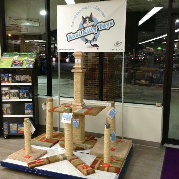 Kool Kitty Toys - ad image