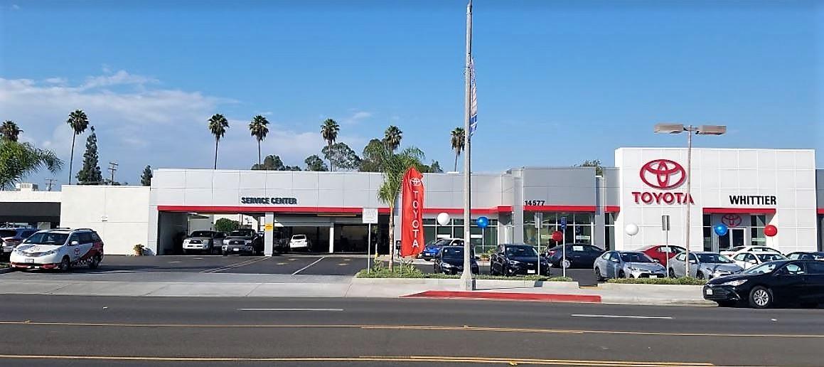 Toyota of Whittier image 3