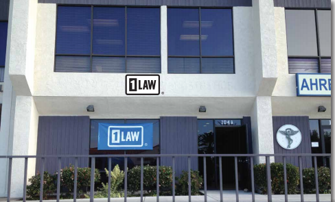 1LAW - ad image