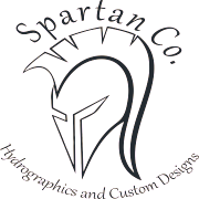 Spartan Co. Hydrographics and Custom Designs