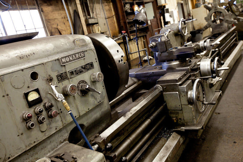 Lowrance Machine Shop image 6