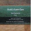 Scott's Lawn Care
