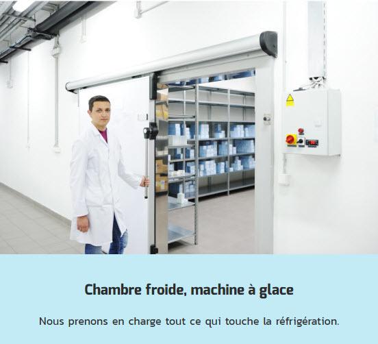 Réfrigération Centre Du Québec Inc à Drummondville