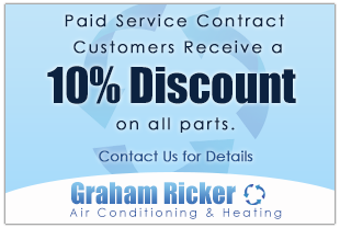 Graham Ricker Air Conditioning and Heating image 5