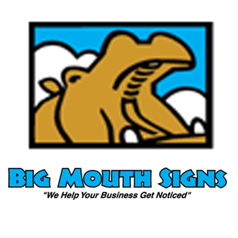 Big Mouth Signs