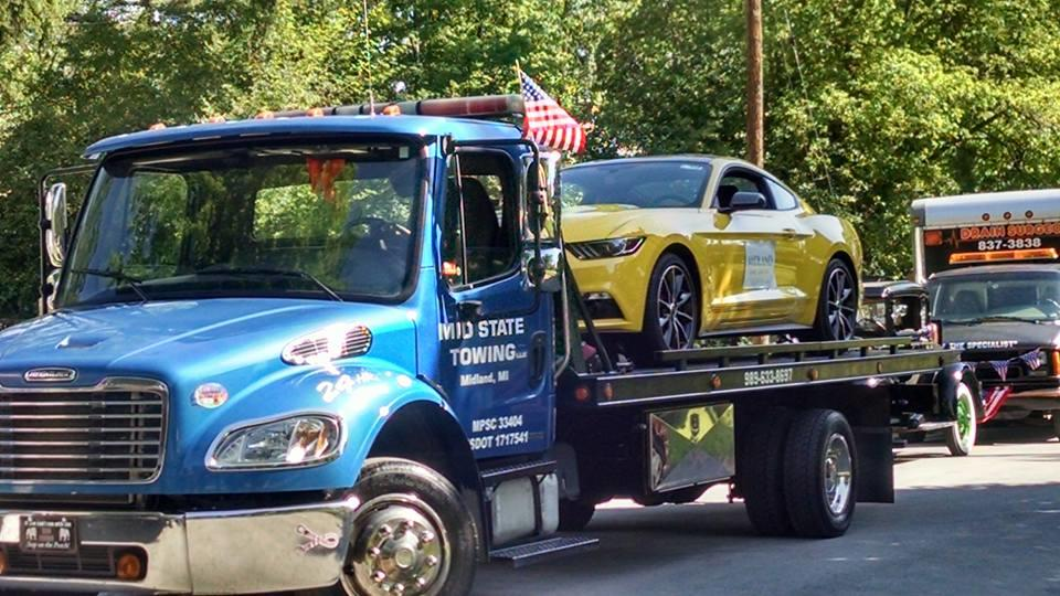 Mid State Towing In Midland Mi Whitepages