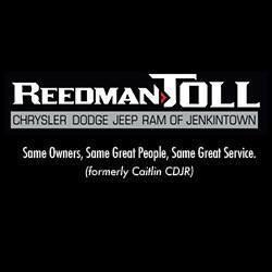 Reedman Toll Chrysler Dodge Jeep RAM of Jenkintown