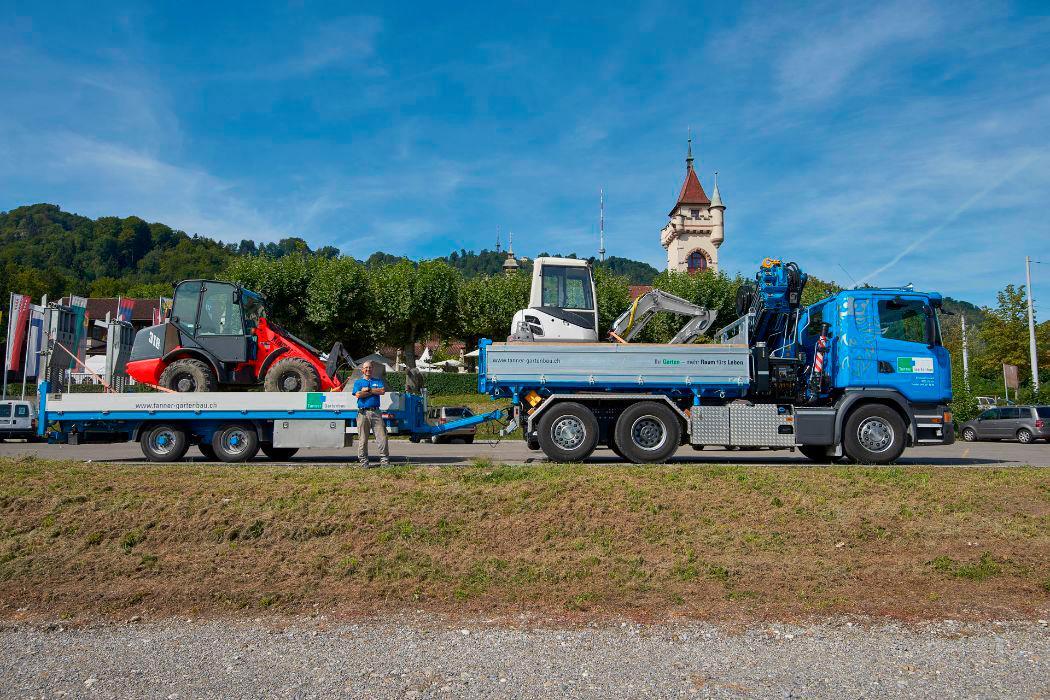 Tanner Transporte Zürich