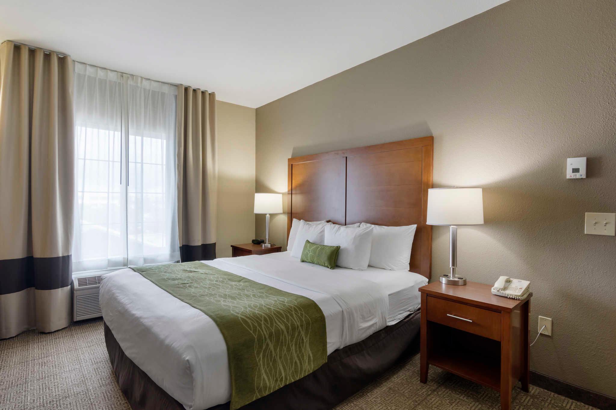 Comfort Inn & Suites Sacramento - University Area image 23