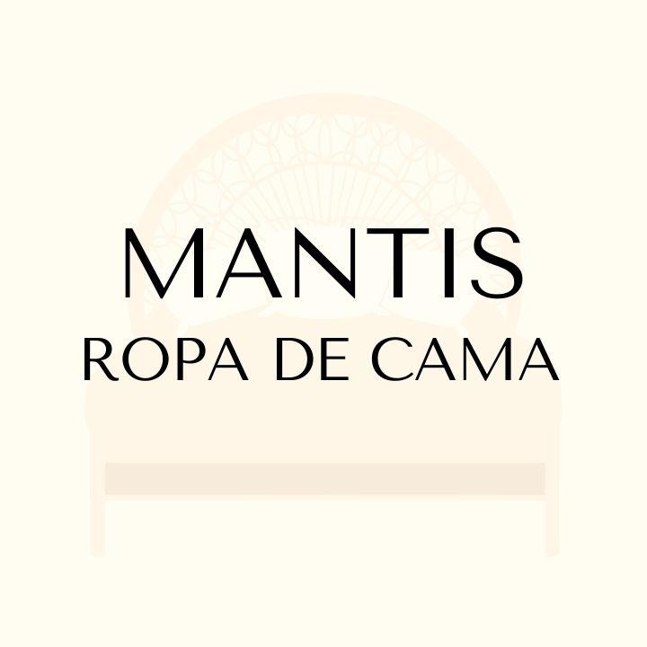 Mantis Ropa de Cama