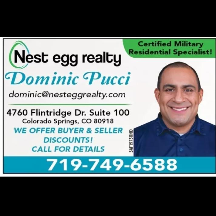 Dominic Pucci - Nest Egg Realty