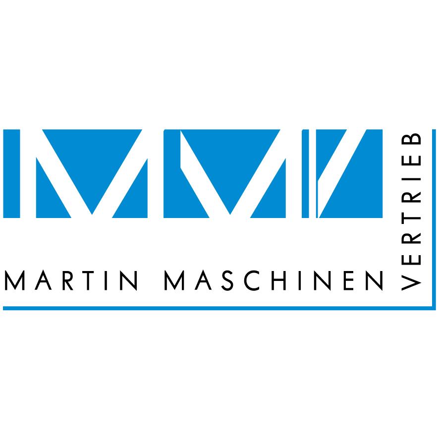 Logo von Martin Maschinen Vertrieb GmbH