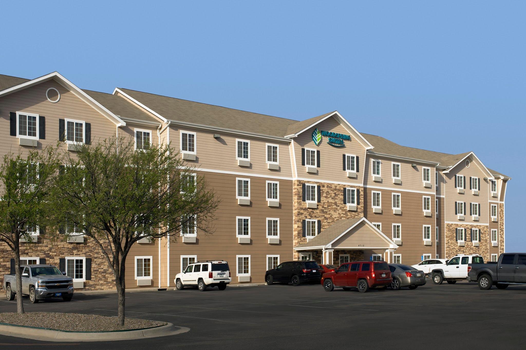 WoodSpring Suites Midland image 0
