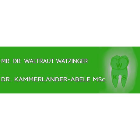 Logo von Dr. med. dent. Katharina Kammerlander-Abele