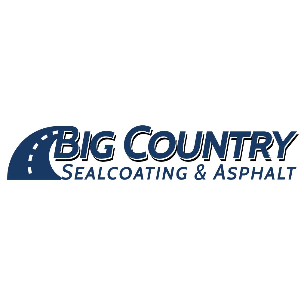 Big Country Sealcoating & Asphalt
