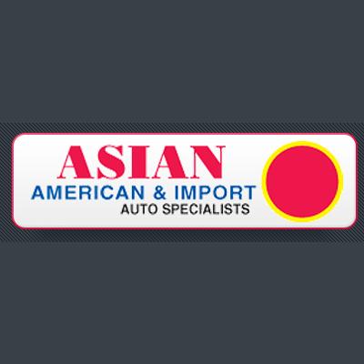 Asian American & Import