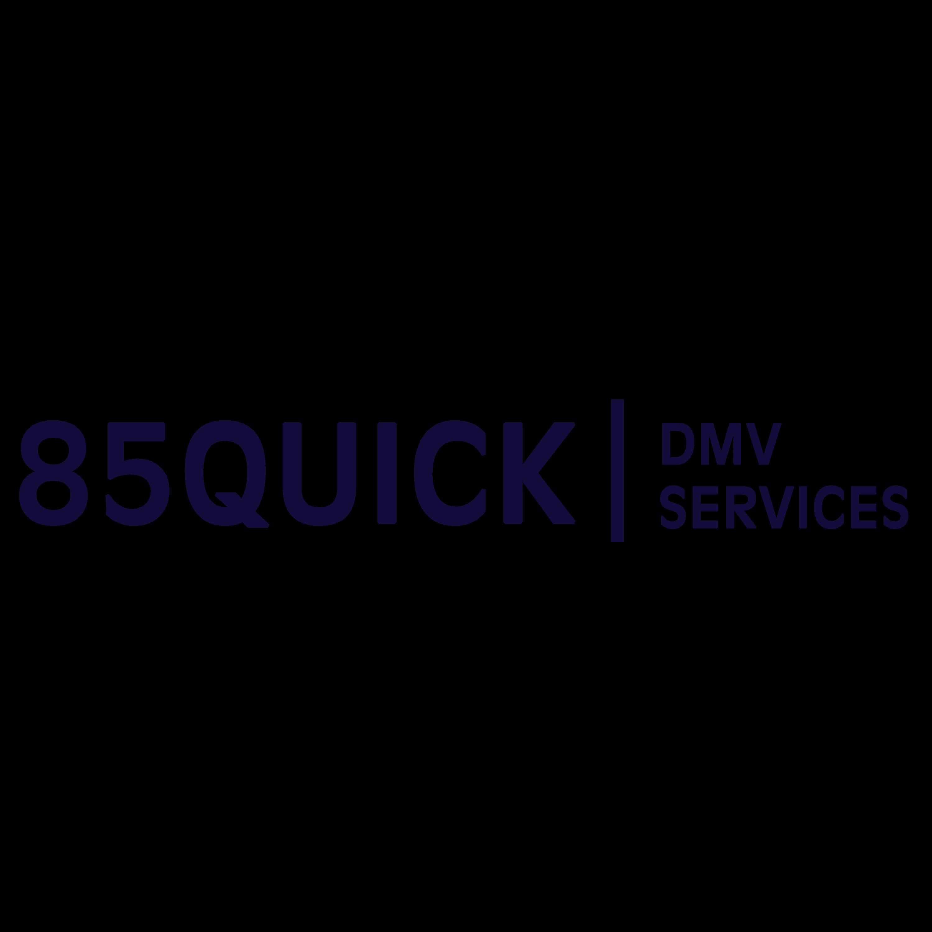 85Quick DMV Services image 2