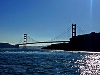 The facility is only minutes away from the Golden Gate bridge and San Francisco.