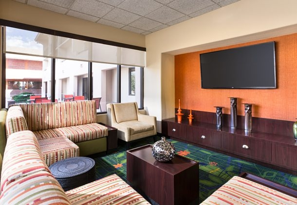 Fairfield Inn by Marriott Albuquerque University Area image 8