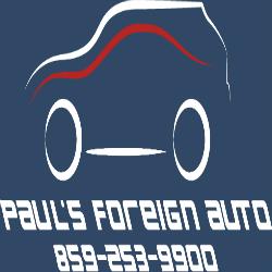 Paul's Foreign Auto