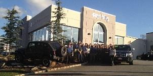East Hills Chrysler Jeep Dodge Ram SRT image 1