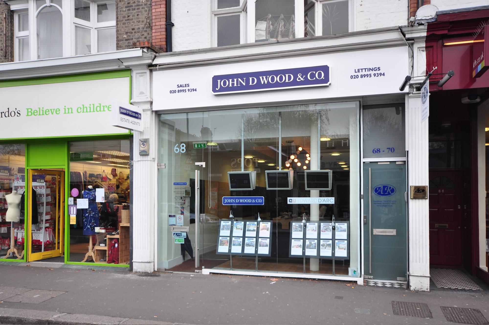John D Wood & Co Estate Agents Chiswick