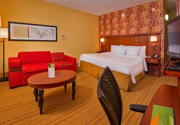 Courtyard by Marriott Baltimore BWI Airport image 0