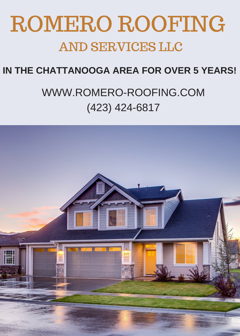 Romero Roofing and Services, LLC image 1