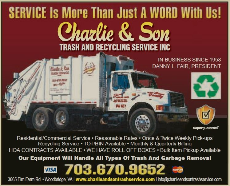 Charlie & Son Trash Service Inc image 0