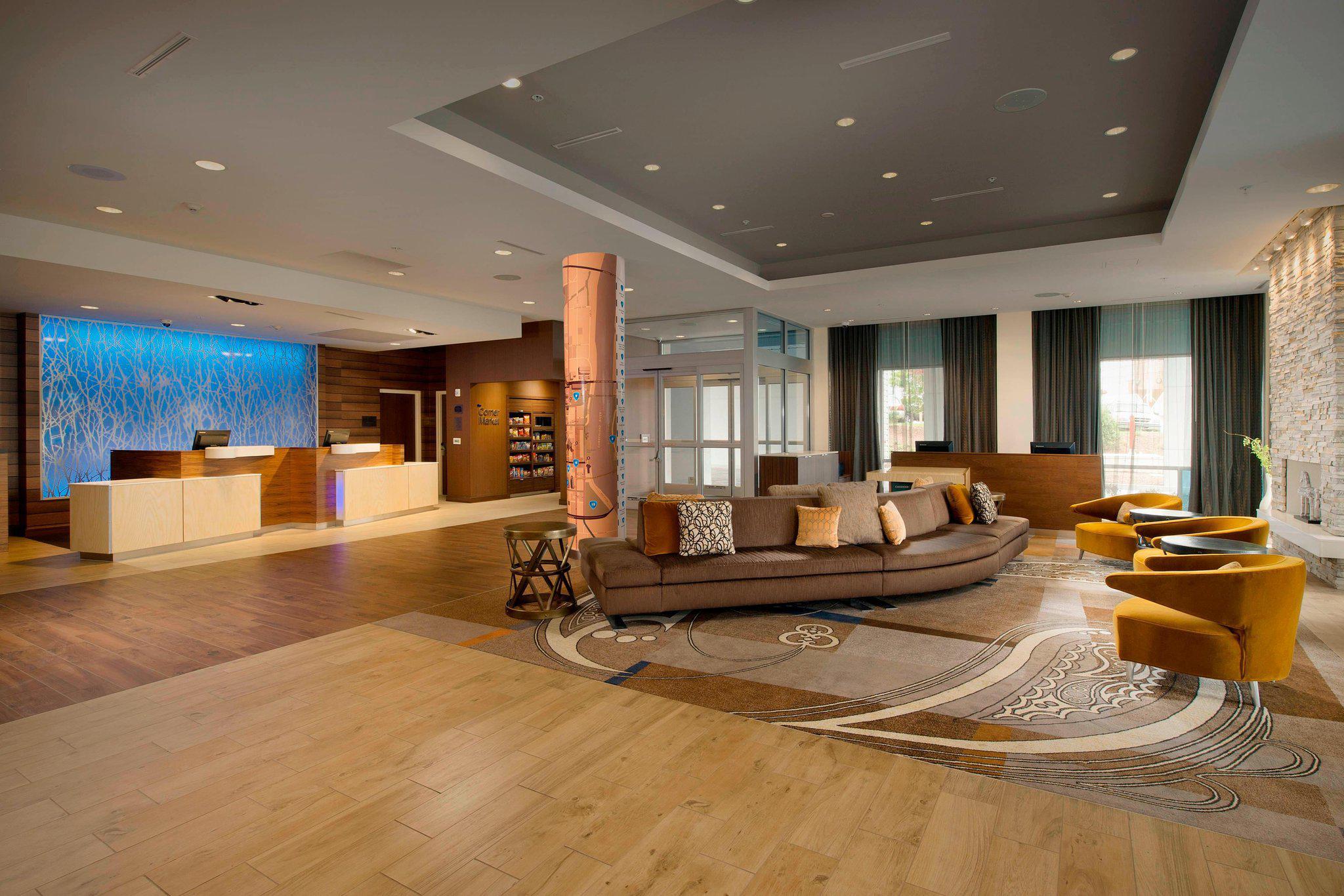 Fairfield Inn & Suites by Marriott Nashville Downtown/The Gulch