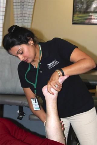 Kessler Rehabilitation - ad image